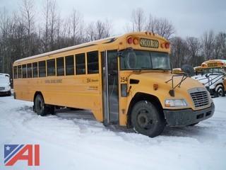 2011 Bluebird School Bus