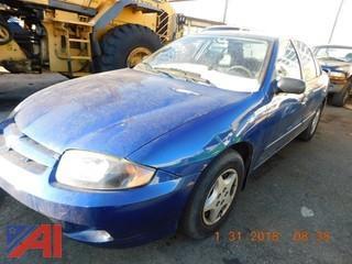 2004 Chevy Cavalier 4DSD