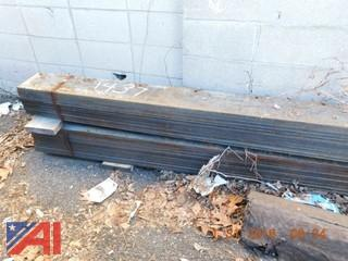 (34) Snow Plow Blades New/Old Stock