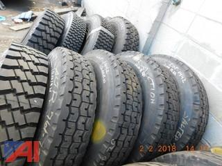 (5) New/Old Stock Tires (#1442)