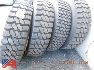 (4) Tires (#1445)