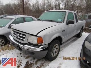 2003 Ford Ranger Pickup