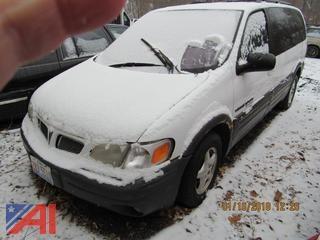 1997 Pontiac Transport Van