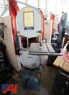 "Rockwell #28-300 14"" Vertical Band Saw"