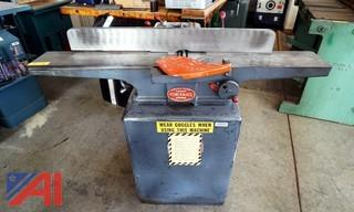 "Powermatic #50 6"" Jointer"