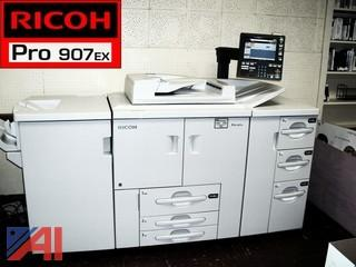 Ricoh Pro 907EX Production Photocopier