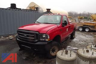 2004 Ford F350 SD Pickup