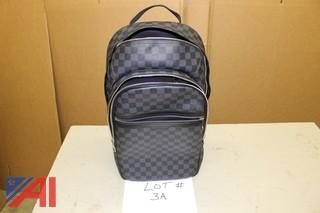 2014 Louis Vuitton Michael NM Backpack