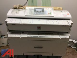 Lanier LW 310 Wide Format Printer