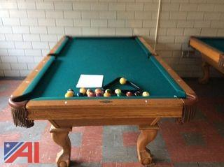 7ft Brunswick Pool Table