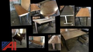 (10) Various Size Tables