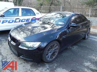 2008 M3 BMW 2 Door