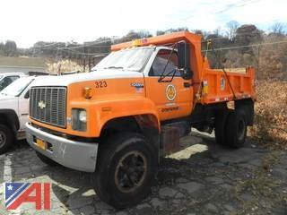 1995 Chevrolet C7H042 Dump Truck