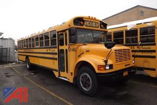 2000 International 3800 School Bus