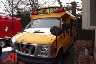 2000 GMC Savana 3500 School Bus