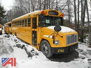 **UPDATED** 2007 Freightliner Thomas FS65 School Bus