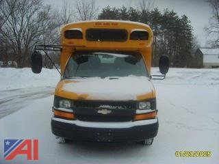 2005 Chevrolet Blue Bird School Bus
