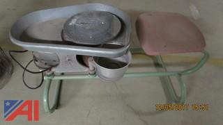 Motorized Potters Wheel