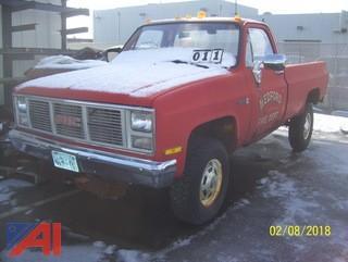 1986 GMC 2500 Pickup