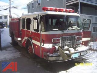 1991 E-One Federal Protector Pumper