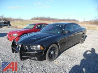 2013 Dodge Charger 4 Door/Police Car