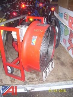 Super Vac Exhaust Fan
