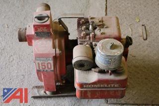 HomeLite Centrifugal Pump