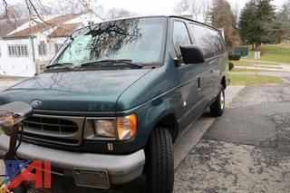 1997 Ford E350 Cargo Van