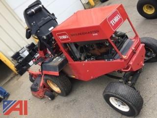 Toro Groundmaster 345 Tractor/Mower
