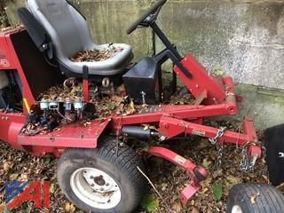 Toro 328D Groundsmaster Mower