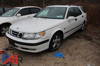 2001 Saab 9-5 Station wagon