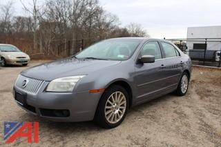 2006 Mercury Milan Sedan