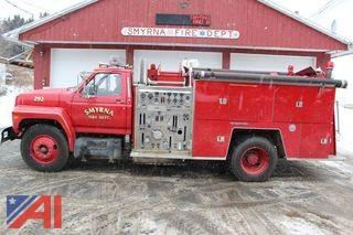 1986 Ford/FMC F800 Pumper