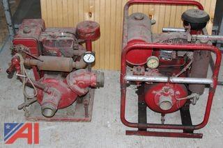 Gorman-Rupp and Hale Portable Fire Pumps