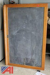 Slate Blackboard