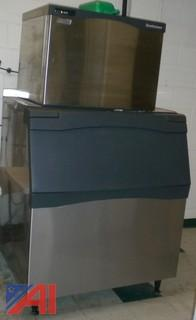 Scotsman C0630SW-32B S/S Water Cooled Prodigy Cube Ice Maker