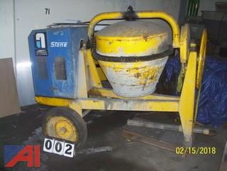 Stone Concrete Mixer