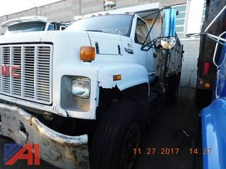 1992 GMC C7H042 Top Kick Dump