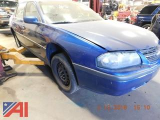 2005 Chevy Impala 4DSD