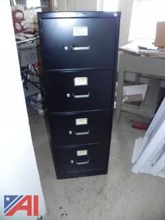 (13) Filing Cabinets
