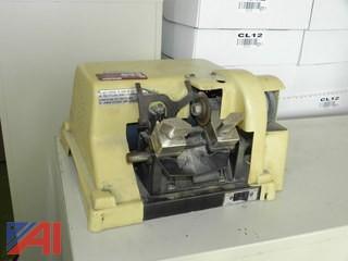 Ilco 025 Key Machine