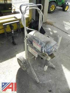 Graco Ultra Electric Sprayer