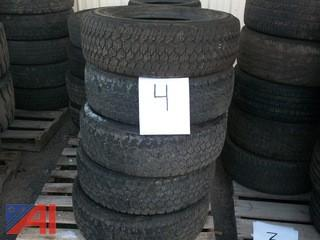 (5) Tires