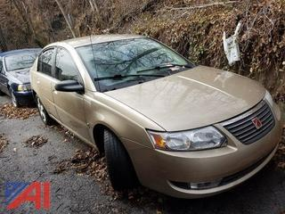 2007 Saturn ION 4 Door