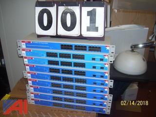 (9) AMER 24G2 Switch