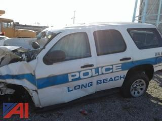 2013 Chevrolet Tahoe SUV/Police Vehicle (Parts Only)