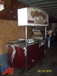 Otis Spunkmeyer Cookie Cart