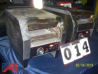 (2) Hatco Toasters