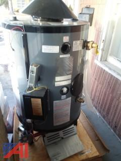 RHEEM RUUD Gas Water Heater, 30 Gallon