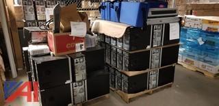 (2) Pallets of Assorted Computer Equipment